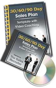 30/60/90 Day Sales Plan with Video Coaching