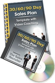 30 60 90 Day Sales Plan Template - Step by Step Worksheet